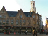 RESTAURANTS ON THE BURG SQUARE