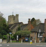 ST PETER'S CHURCH & COTTAGE