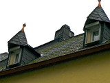 TINY DORMER WINDOWS