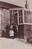 Snowy Port Stanley  1921