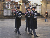 CHANGING OF THE CASTLE GUARD
