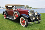 1928 Cadillac DC Phaeton at the 2008 St. Michaels Concours d'Elegance on Maryland's Eastern Shore.