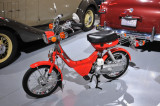 1982 Suzuki moped, owned by Charlie and Gloria Potts