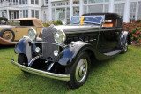 1926 Hispano-Suiza H6B Victoria by Henri Chapron, Best of Show awardee at the 2008 St. Michaels Concours d'Elegance.