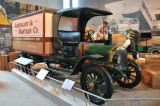1911 Mack Junior (Junior Series), on loan from Mack Truck Historical Museum.