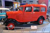 1935 Chevrolet Suburban Carryall Model EB.