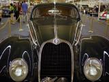 1939 Alfa Romeo 6C 2500, Most Elegant Closed Car awardee in 1998 Pebble Beach Concours d'Elegeance, $950,000 (WB, BR)