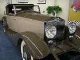 1934 Rolls-Royce Phantom II Continental Cabriolet by Kellner, $1.25 million