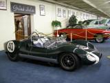 1961 Cooper Monaco Type 57 Mark II race car, $275,000