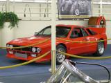 1983 Lancia 037 rally car, with body by Pininfarina, $250,000