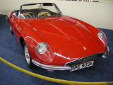 1967 Ferrari 365 California Spider, one of 14 built, not for sale