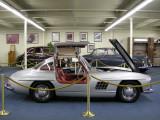 1999 Re-Creation of 1950s Mercedes-Benz 300 SL Gullwing, $165,000