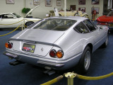 1972 Ferrari 365 GTB/4 Daytona Coupe, 2,629 miles, not for sale