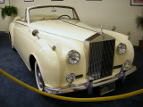 1959 Rolls-Royce Silver Cloud I Two-Seater Drophead Coupe by James Young, $1.25 million (WB)