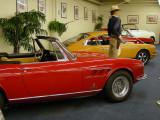 1967 Ferrari 330 GTS, not for sale (WB)