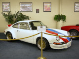1973 Porsche 911 RSR, $650,000 (WB, DC, ST, CR)