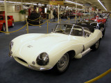 1957 Jaguar XKSS, one of 16 built, Price: Inquire (WB)