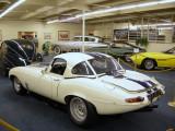 1961 Jaguar E-Type Semi-Lightweight, Price: Inquire (WB, BR, CO)