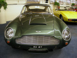 1961 Aston Martin DB4 GT, not for sale (WB)