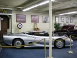1994 Jaguar XJ220, 735 miles, 0-60 mph 3.3 secs., top speed 220 mph, not for sale