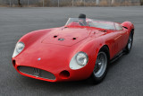 1956 Maserati 300S, among the cars driven by British racing legend Stirling Moss