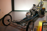 1960 Lyndwood Eliminator Fuel Dragster powered by a Chrysler Hemi V8, ISO 100, 1/1.6 sec., f/2.7.