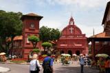 Christ Church-Malacca