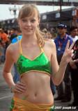 Macau Grand Prix 2007 (Race girls)