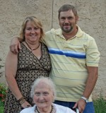 Randy, Gail and Mrs Short