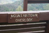 Mountaintown Overlook