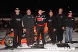 4-25-09 Madera Speedway: BCRA/USAC Midgets , USAC Ford Focus , Stock cars