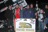 4-19-08 GSC Sprints & Dwarf Cars Petaluma Speedway