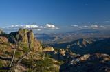 Lost Mine Trail Vista