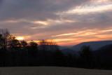 Sunrise on Elgood Mountain