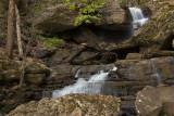 Waterfalls on the Bluestone River