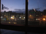 Rainy View from Messrs McGuire, City Centre, Dublin