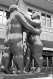 botero in black and white