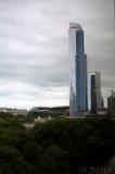 rising skyline