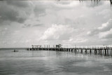 fishing pier at bokeelia