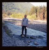 at the olympic national forest in 1999