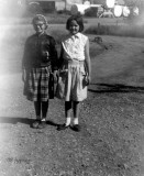 me age ten and my best friend violet