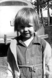 at age four