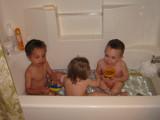 Rub a Dub Dub, Three Cousins in a Tub