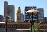 Impression of Flinder Street Station
