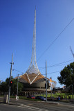 Spire of the Arts Centre