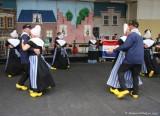 Clog dancing
