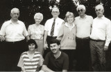 DAD WITH SISTERS AND BROTHERS