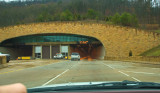 CUMBERLAND GAP TUNNEL--MIDDLESBORO KENTUCKY