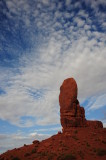 Thumb and Sky