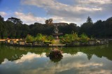 Isola in the Boboli Gardens